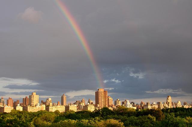 15 fotos incríveis de arco-íris em diversas cidades ao redor do mundo