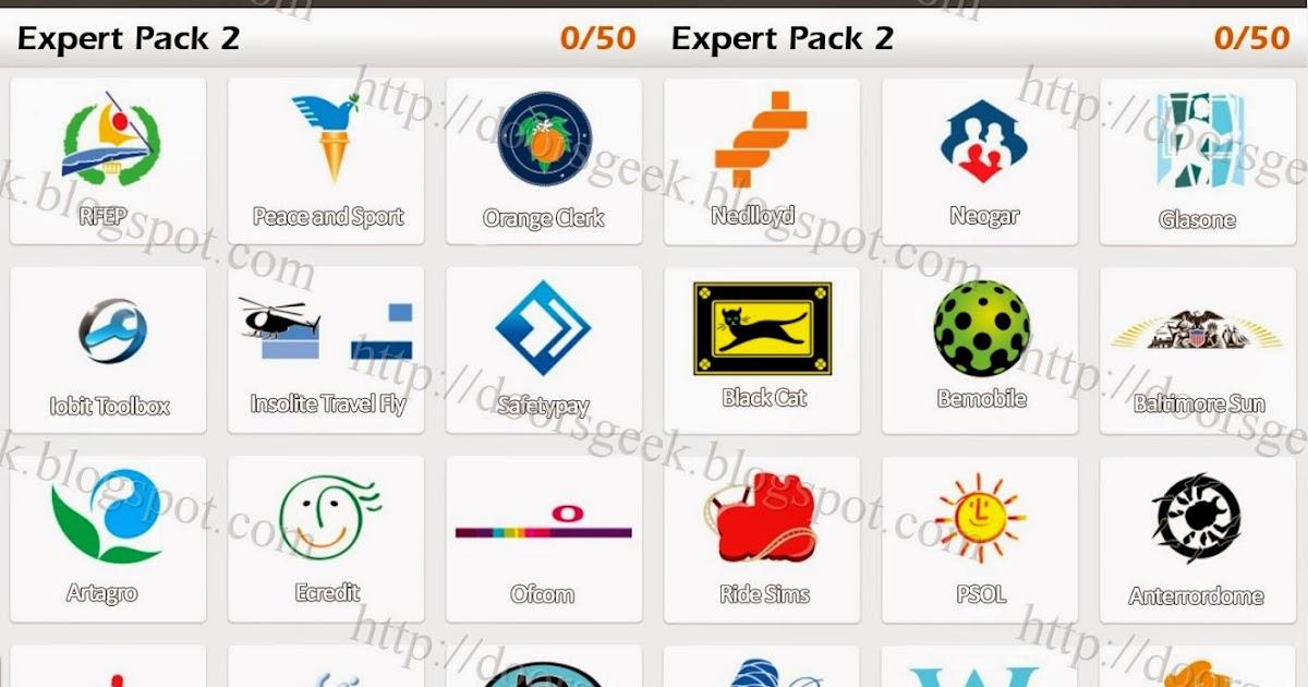 logo game guess the brand expert pack 2 doors geek