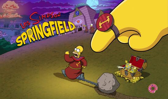 Construye tu Springfield como quieras.