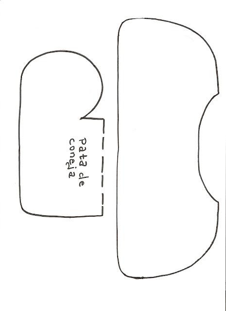 Juegos De Baño Moldes:Molde's Para Imprimir De Minnie Mouse