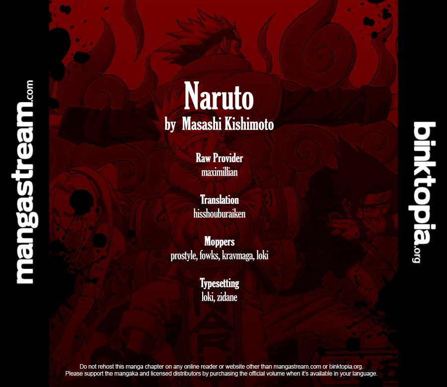 Naruto chap 503 Trang 20 - Mangak.info
