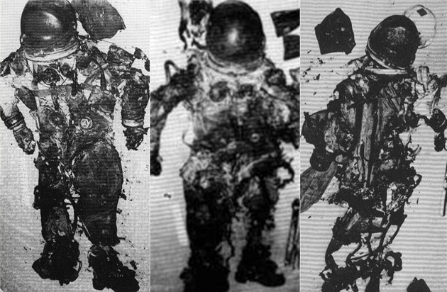 apollo 1 bodies - photo #2