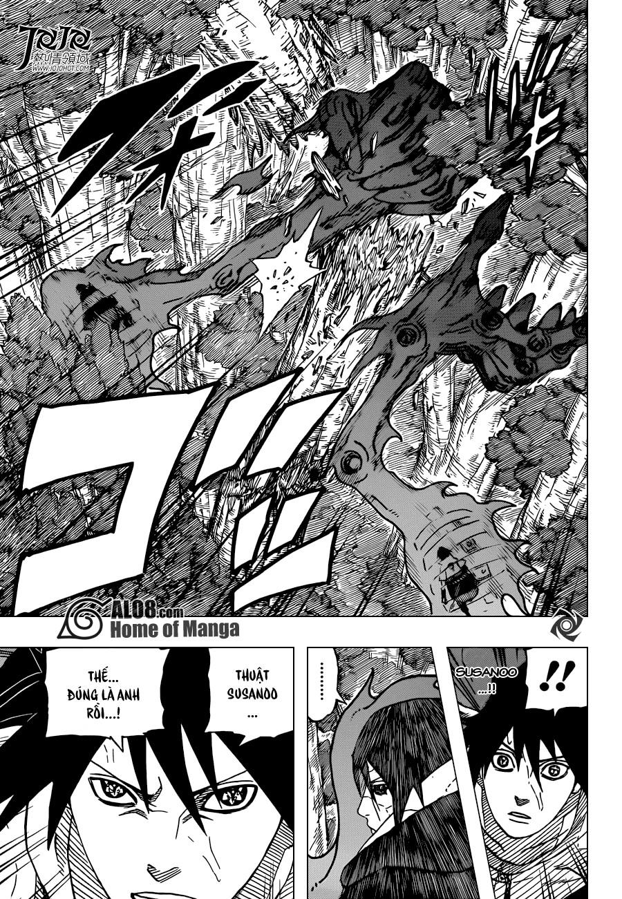 Naruto chap 576 Trang 5 - Mangak.info