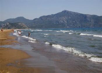 Dalyan İztuzu Plajı