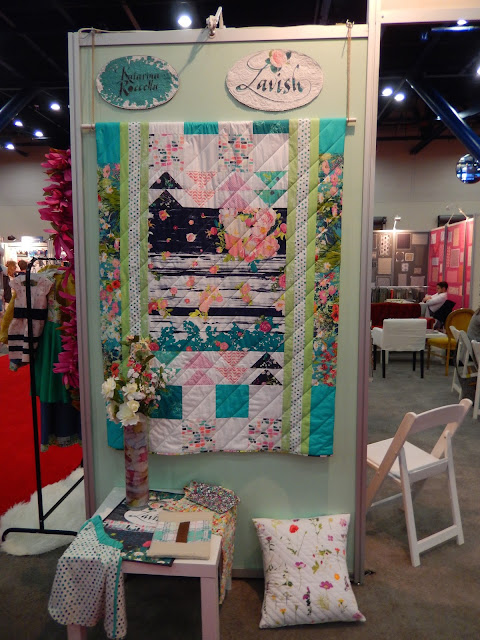 Lavish by Katarina Rochelle for Art Gallery Fabrics @ Quilting Mod
