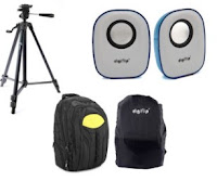 Flipkart : Digiflip Mobile, Computer, Camera & Gaming Accessories upto 85% off from Rs. 59 only