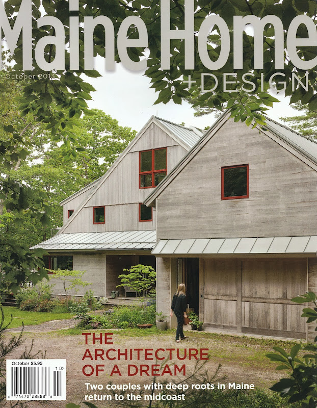 Design Vignettes: Published in Maine Home + Design!