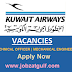 Vacancies at Kuwait Airways