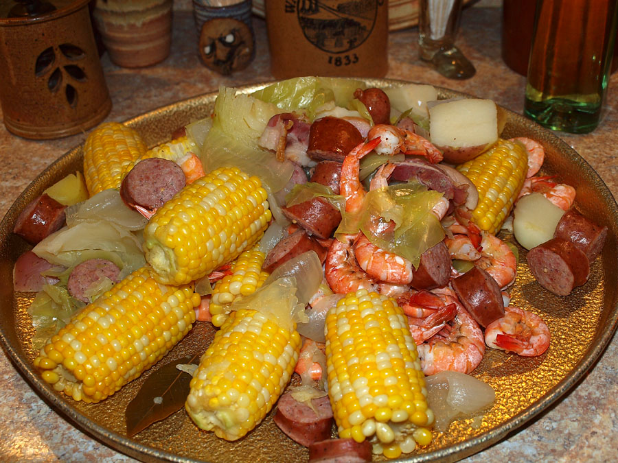 Pellet Smoker Cooking: My Shrimp Boil