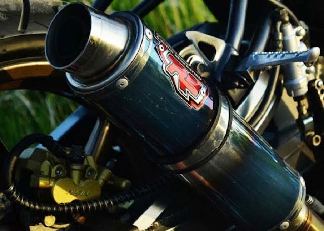 Vixion Modif R125 2013