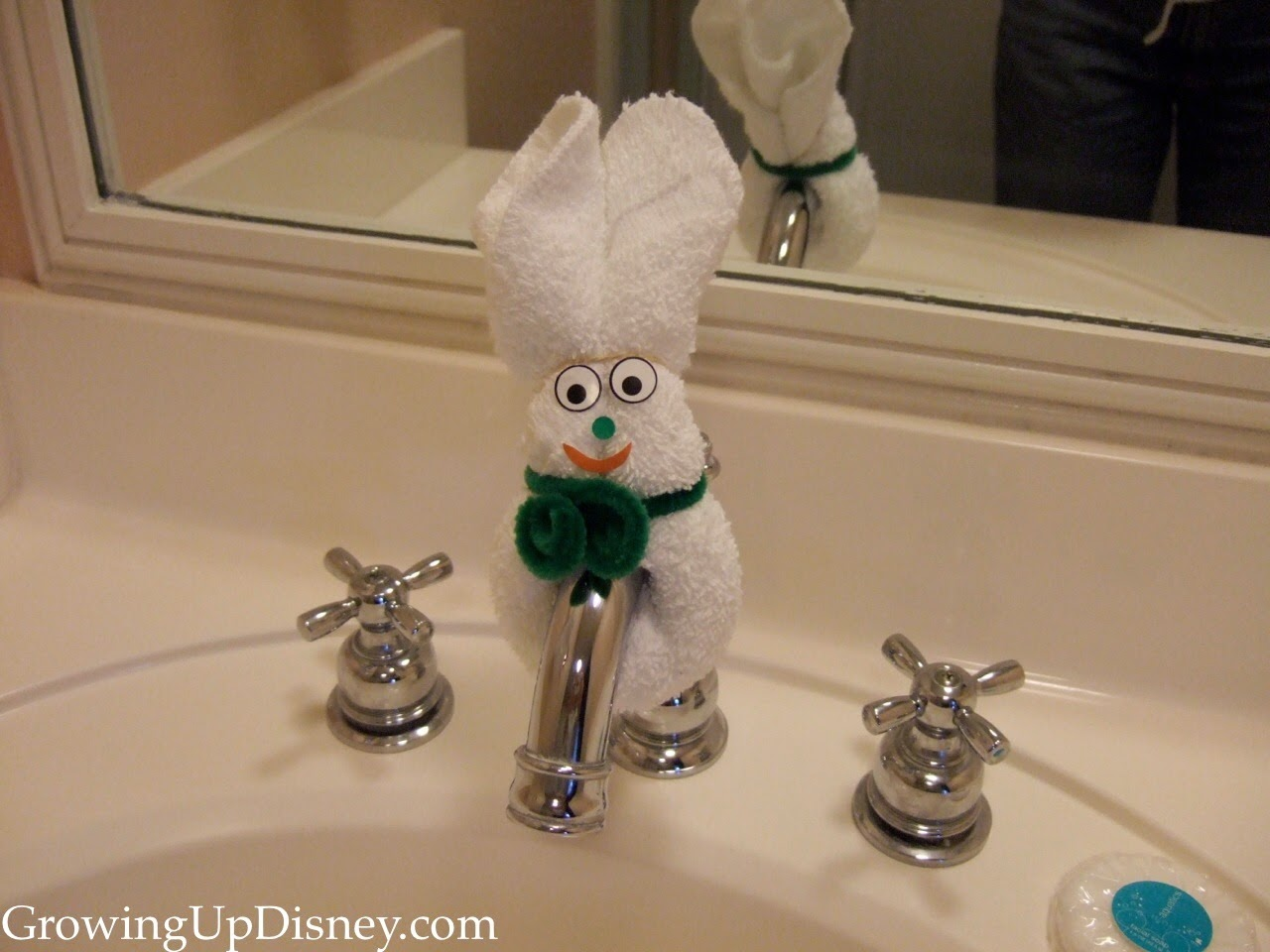 towel animal at Walt Disney World, Old Key West