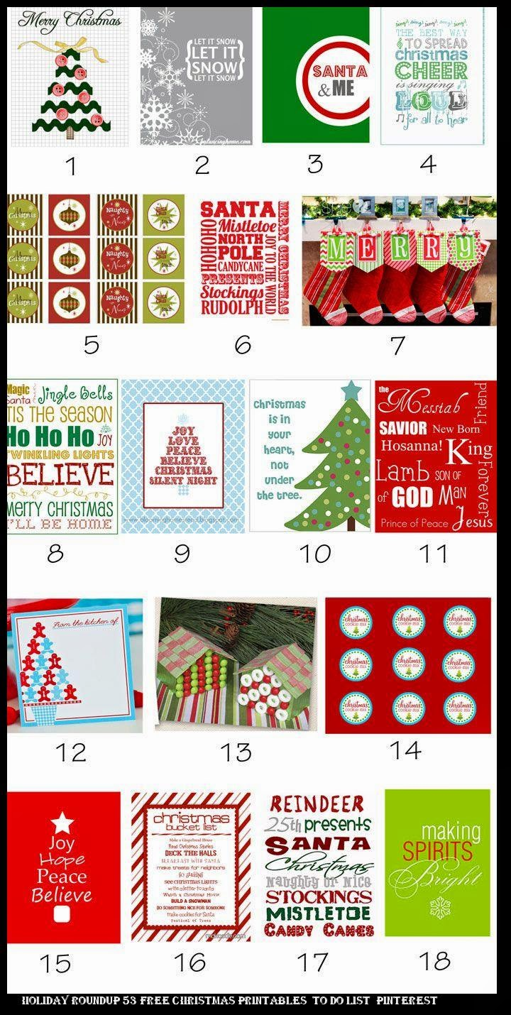 9cd23c906e1d4 ... Holiday Roundup 53 Free Christmas Printables To Do List shoes nikes and  jordans Don39t forget It39s tomorrow great tips