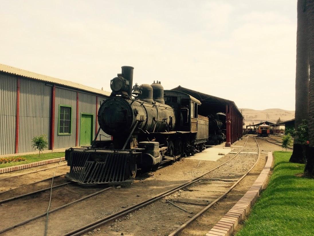 Resultado de imagen para museo ferroviario de tacna