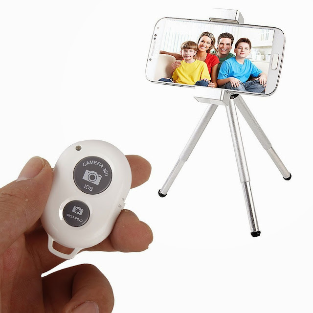 Smart Wireless Selfie Remote Shutters (15) 12