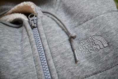 the north face, hoodie, seattle lifestyle, product review, winter fashion