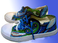 Sepatu Lukis joe 208 Cowok ,sepatu lukis,sepatu lukis cowo,sepatu lukis batik,sepatu lukis ornamen