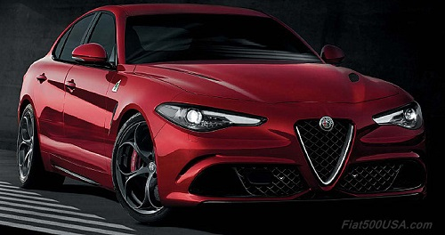 alfa romeo giulia quadrifoglio specs fiat 500 usa. Black Bedroom Furniture Sets. Home Design Ideas