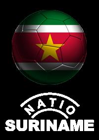 Natio Suriname | Voetbal