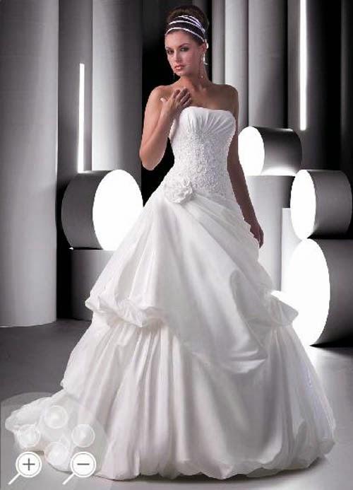 Wedding dress perfect white wedding dress for My perfect wedding dress