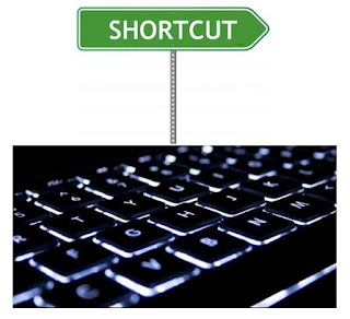 create shortcut key for my computer