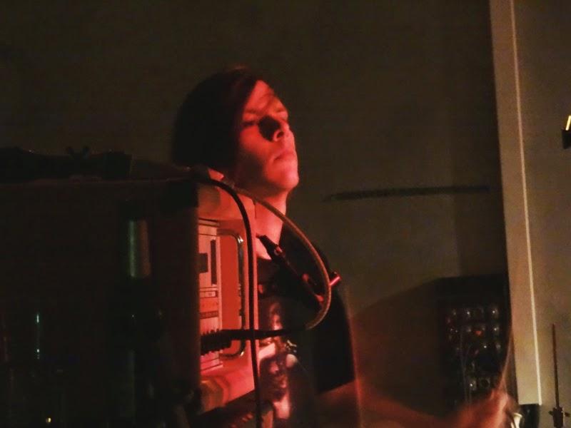 30.05.2014 Bochum - Die Trompete: Die Nerven