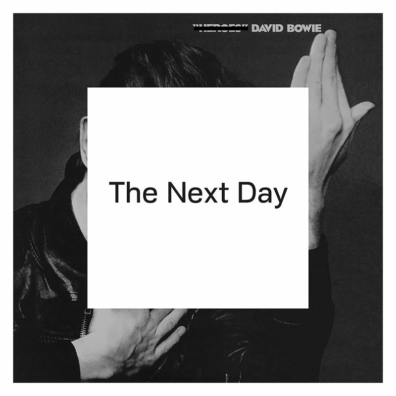 David Bowie — The Next Day