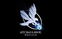 Logo della società Atomhawk