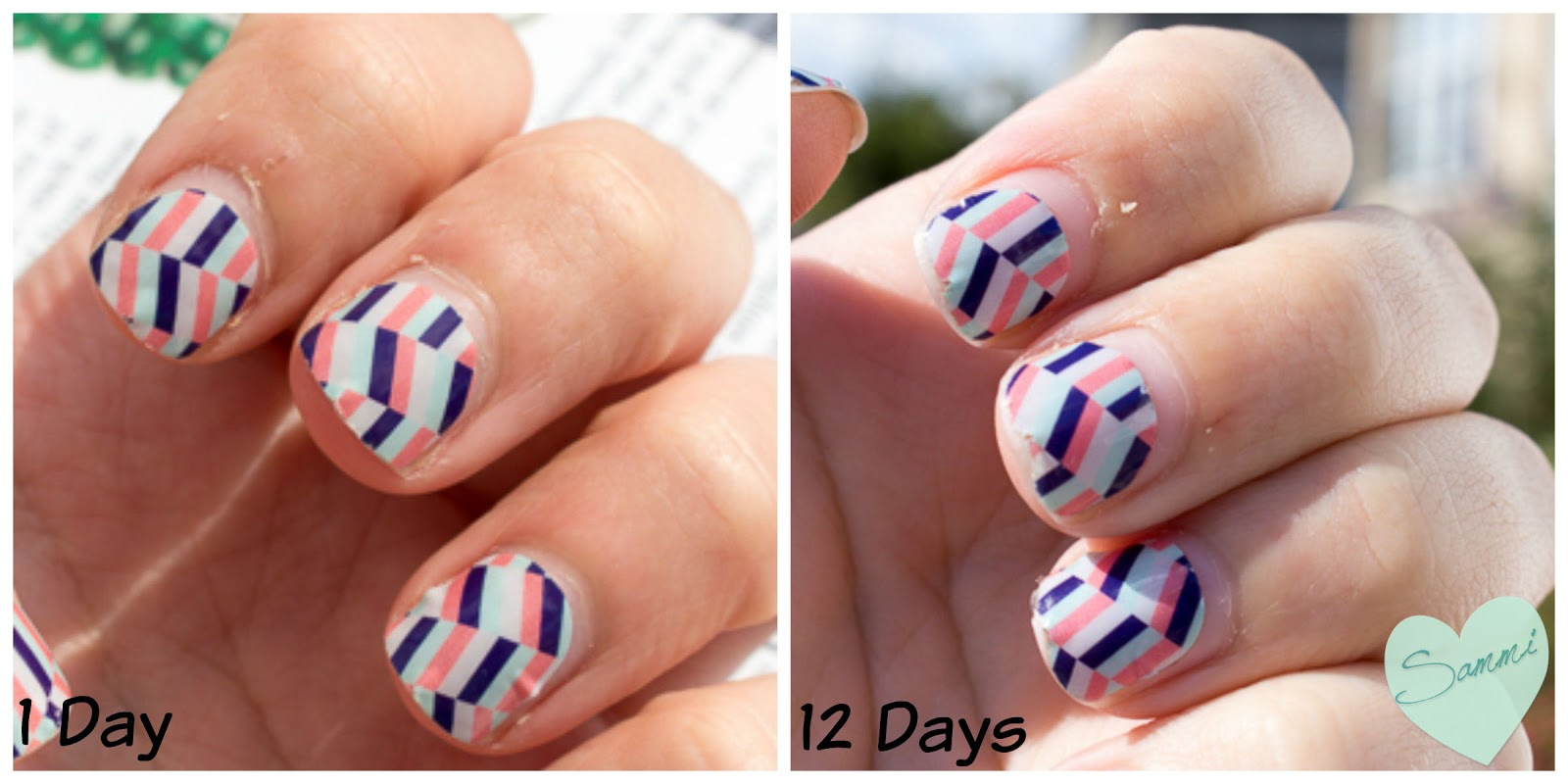 Sammi the Beauty Buff: Review: Jamberry Nail Wraps
