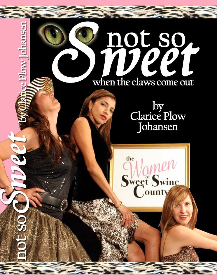 Author Clarice Plow Johnsen is sure to get sued with this page-turner!