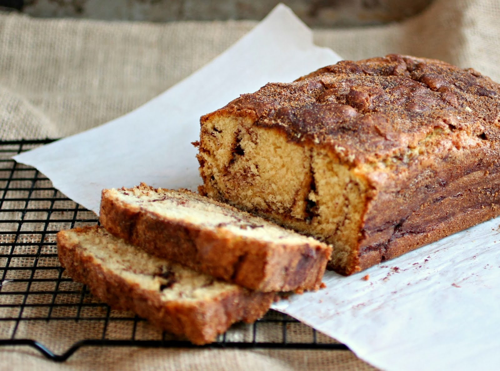 Hungry Couple: Sweet Cinnamon Bread