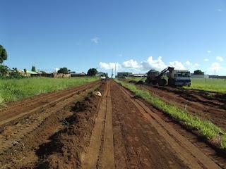 Avenida em Cristalina ganhará mais 4 km