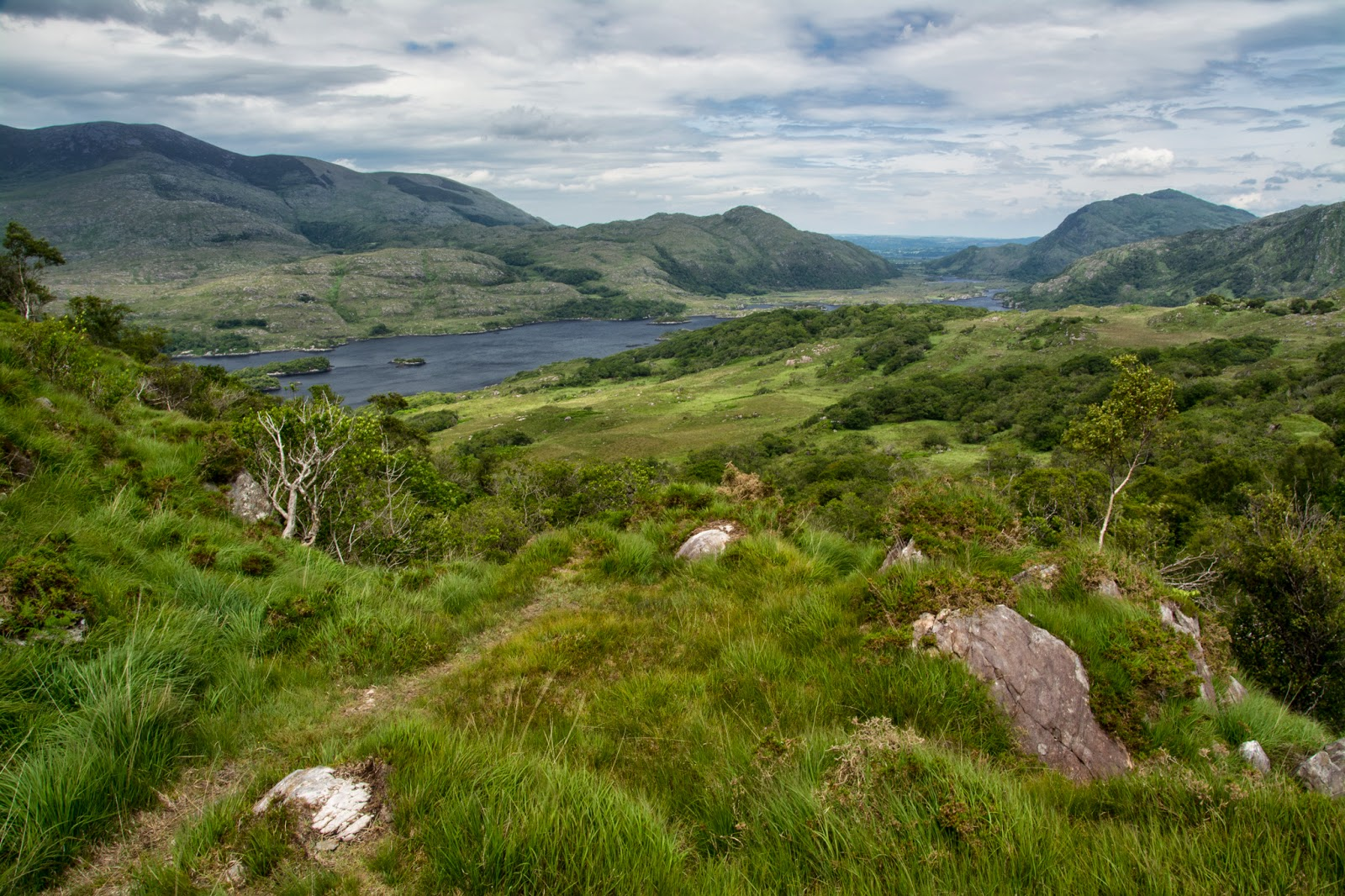 Upper Lake, Killarney National Park