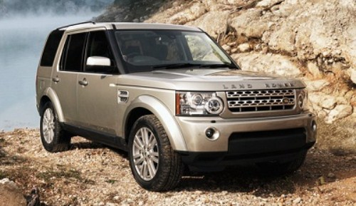 Land Rover Discovery 4 Car Wallpaper