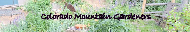 Colorado Mountain Gardener