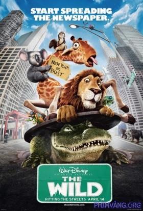 Vùng Hoang Dã - The Wild (2006)