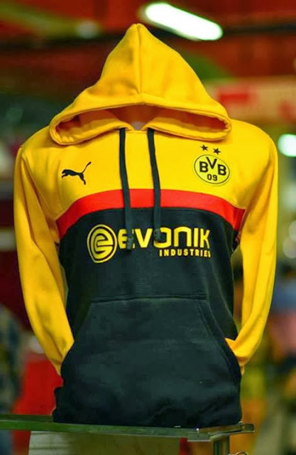 Grosir Jumper Hoodie Dortmund 3d Yellow Red Black - Big Match Jersey - Pin 32826B0C