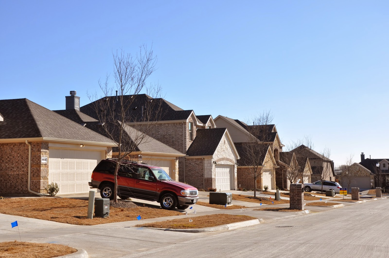 New Construction In Mckinney Texas Under 250k At Fossil