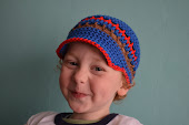 pattern cap for children
