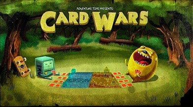 Card Wars Adventure Time 1.0.5 MOD APK+DATA