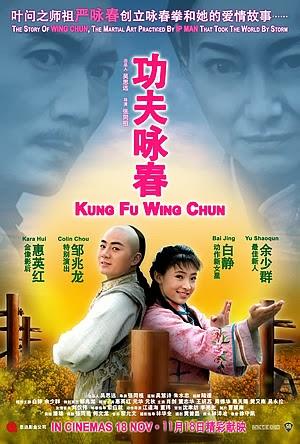 Vịnh Xuân Quyền - Kung Fu Wing Chun (2010) Vietsub
