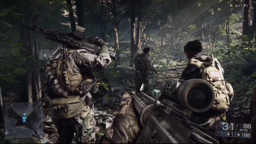 Battlefield 4 2013