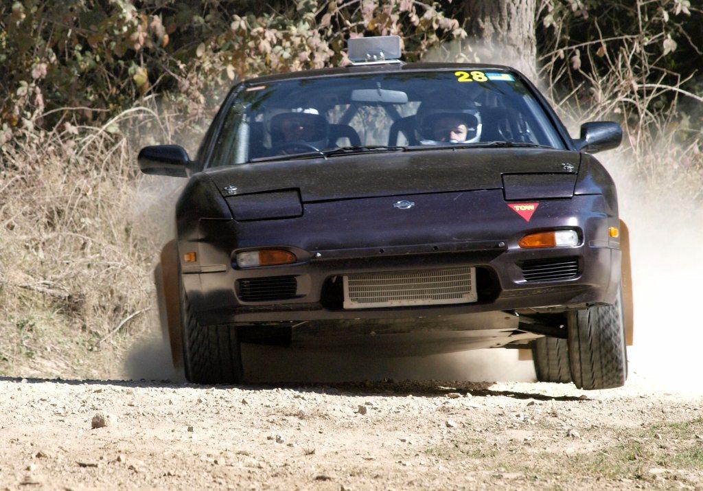 Nissan 200SX, S13, 180SX, rally, rajdy, sportowe samochody, auta z lat 90, tylnonapędowe, ciekawe coupe, ラリー、レース、自動車競技