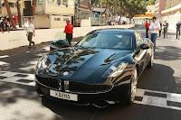 Fisker Karma debuts in Monaco