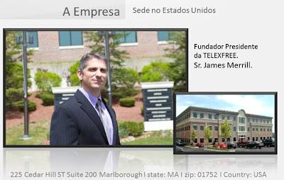 Suposta sede da Telexfree nos EUA - Um Asno