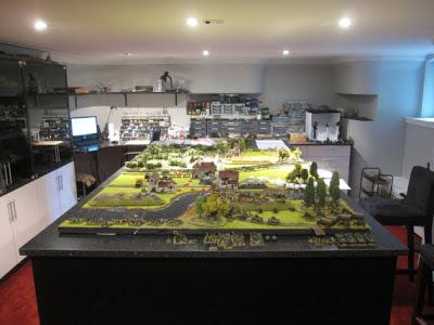 Der Feldmarschall Designing The Ultimate Game Room