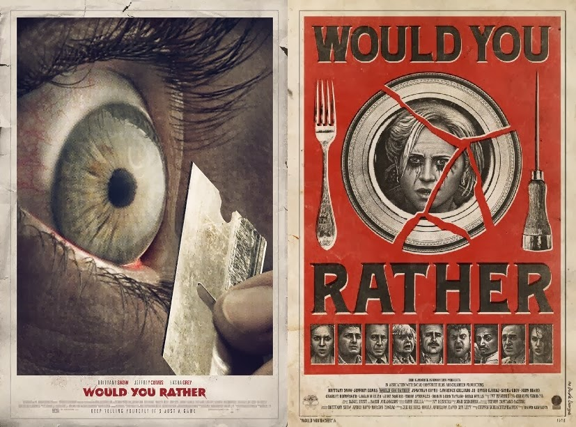 Would you rather movie iris