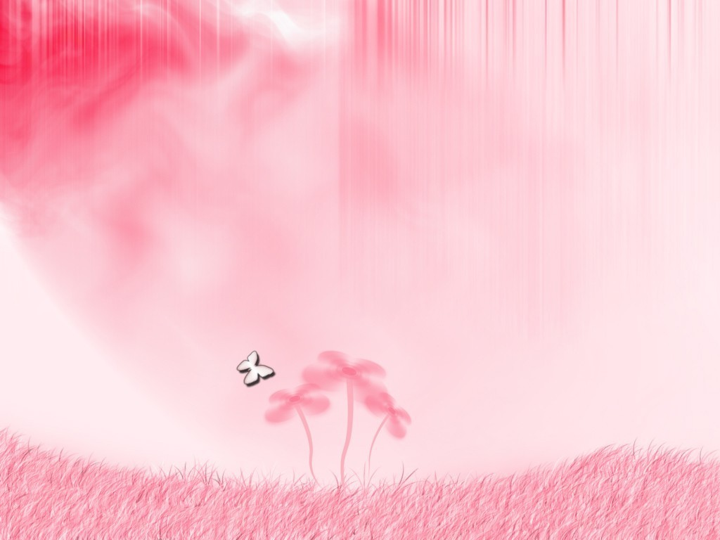 Baby Girl Wallpaper Pink Color
