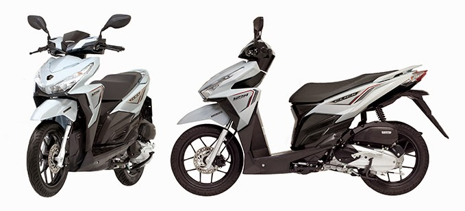 Honda Click 125i: The Scooter of the Future - EDnything