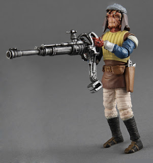 "Hasbro Star Wars The Black Series 3.75"" Vizram Figure"