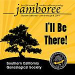 SCGS Genealogy Jamboree